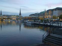 Hamburg-Wonderful city!